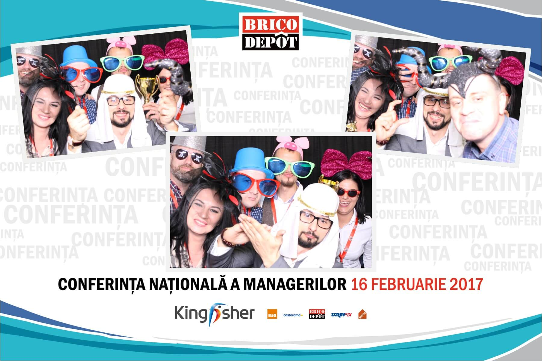 Photo booth corporate